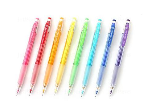 Pilot Color Eno Automatic Mechanical Pencil 8 color set
